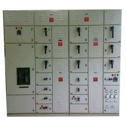 Three Phase IP Rating: IP55 LT Control Panel, For Industrial, Warranty: 1