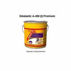 Black Liquid Sikalastic A-450 I Premium Waterproof Chemical