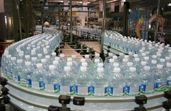 Bottled Drinking Water Bottling Plant