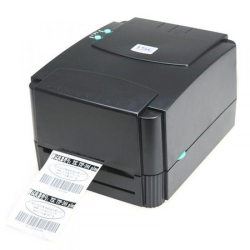 TSC Desktop Barcode & Label Printer, TTP-244 Pro, Max Print Width: 4.25 inches