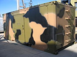 Military Shelters