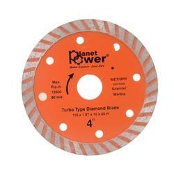 Plant Power 110 mm Turbo Planet Power Diamond Blade