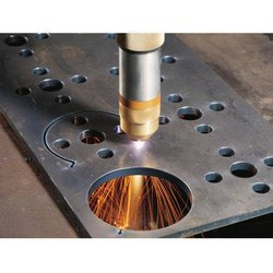 MS Plate Laser Cutting Service
