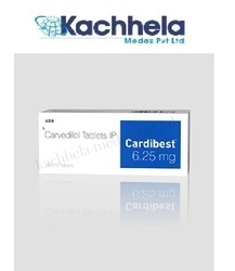 Cardibest 6.25mg Tablet