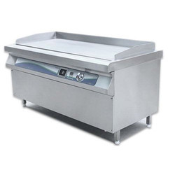 Stainless Steel Commis Induction Hot Plate, For Commercial Kitchen