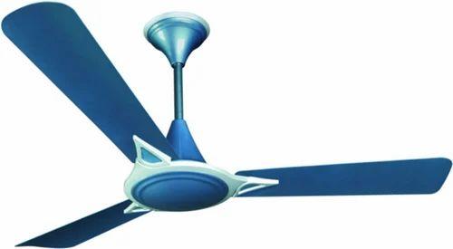 Crompton Ceiling Fan - Avencer - Indigo Blue - Anti Dust Fan ...