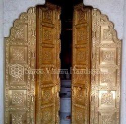 Panel Temple Door
