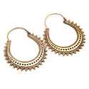 Ethnic Vintage Heritage Awesome Style Earring Bali Fantastic Model Presented By Indianna Jewellers
