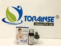 Multivitamin Minerals Drops 30 ml