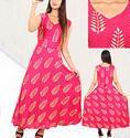 V - Neck Dress