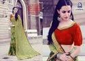 Rachna Georgette Shakira Catalog Saree Set For Woman 8