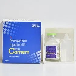 Meropenem 1gm Injection