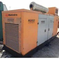 Mahindra Water Cooled Diesel Generator, 62.5 Kva