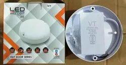 Oval Vt 18 Watt LED Bulkhead