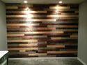 Slatwall Board with Lighting