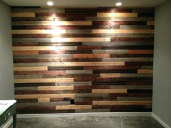 Slatwall Board with Lighting