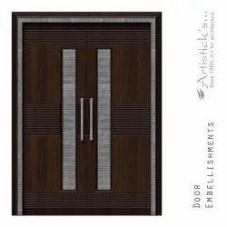 Standard Main Door Design