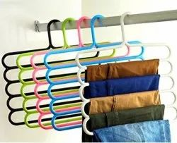 VINAYAK Mix 5 Layer Hanger, For Cloth Hanging