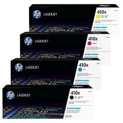 Hp Cf410a Original Toner Cartridge Full Set