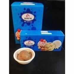 Chocolate Frozen Dessert, Packaging Type: Box