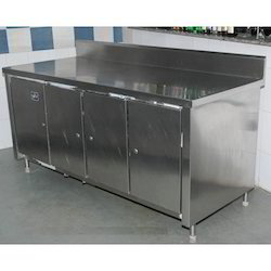 Refrigerated Work Table