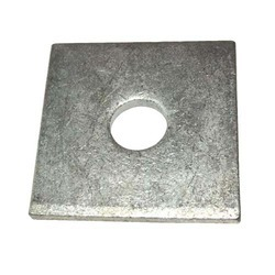Square Mild Steel Washer