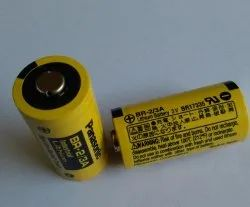 Panasonic Br 2-3a Lithium Battery