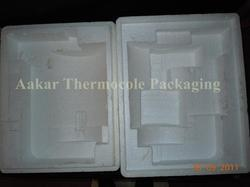 Thermocol Instrument Packing Boxes
