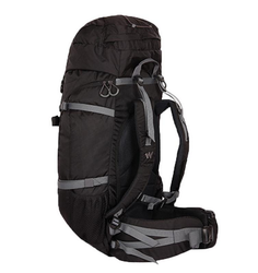c4d0312812d Black Wildcraft Trailblazer Plus Backpack 55l, Rs 4999 /piece | ID ...