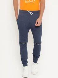 NAVY TRACK PANT Mens Trendy Wear