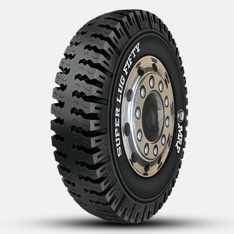 7 Point 50-16 Super LUG FIFTY - TT Tyre