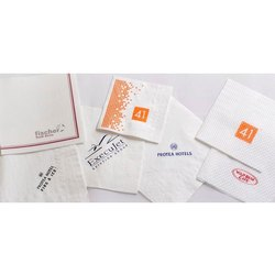Muskan Printed Double Ply Tissue Paper Napkin, Size: 30 X 30 Cm