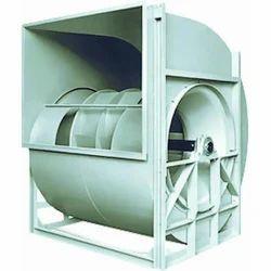Aluminium Blower Centrifugal Fan Backward Curved 1000 Dia, For Industrial