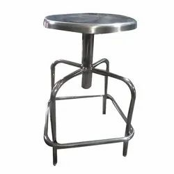 Stainles Steel SS Round Stool