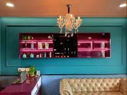 Related Brand Salon Interior Designing Service