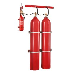 CO2 Fire Suppression Systems