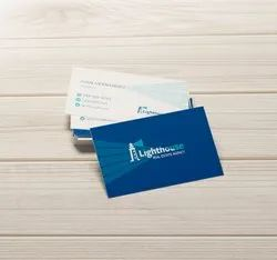 Visiting Card, For Business Cards, Size: 3.5 * 2 Inches