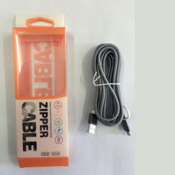 Grey Car Mobile Cable
