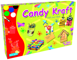 Lil Star Candy Craft Art And Craft Eco Friendly Game