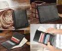 Handmade Mens Leather Wallet
