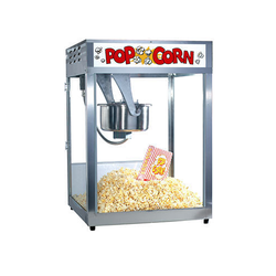 Stainless Steel Pop Corn Machine