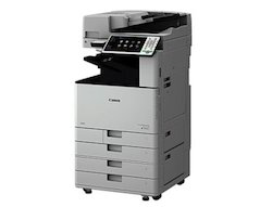 Canon iR ADV 3520 III with Platen Cover & Toner Set