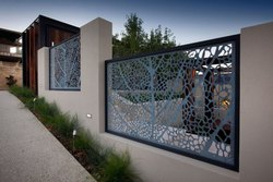 EXTERIOR WALL DESIGNS WITH METAL