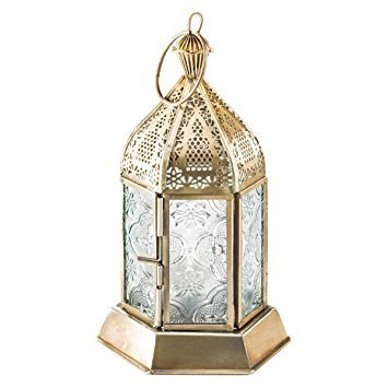 THG Handmade and Moroccan Mini Brass Lantern