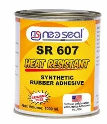 SR 607 Heat Resistant Synthetic Rubber Adhesive