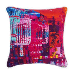Chandeliers Canvas Cushion Cover