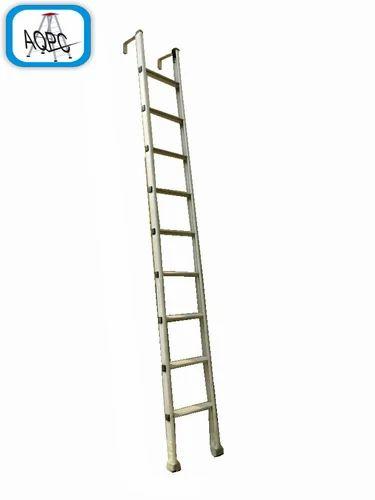 Aluminum Single Straight Hook Ladder Aluminum Straight