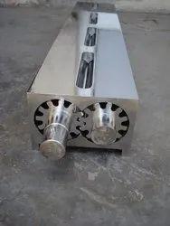 VMC-CNC_M/c components SS316