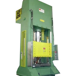 Hydraulic Press Machine Installation Services