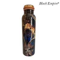 Fancy Printed Copper Bottle